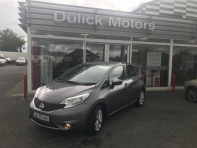 142CE445 NISSAN NOTE