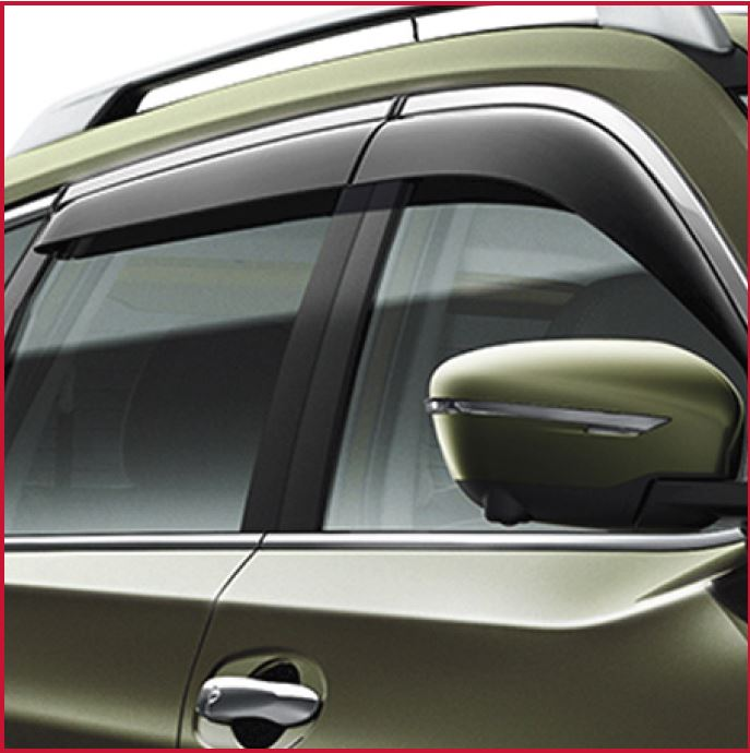 Wind Deflectors Nissan - All Models | Dulick Motors